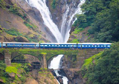 Doodh Sagar Waterfalls