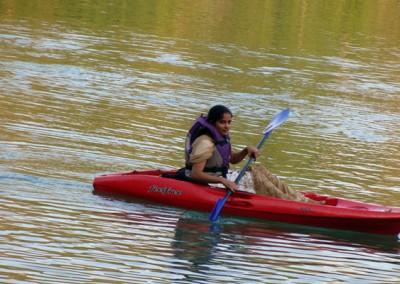 Kayaking In Dandeli