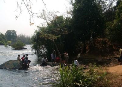 Molangi Falls Dandeli