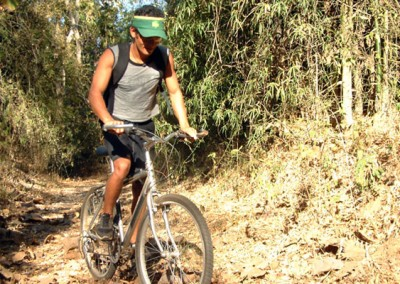 Mountain Biking In Dandeli