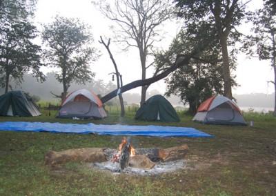 Night Camping In Dandeli