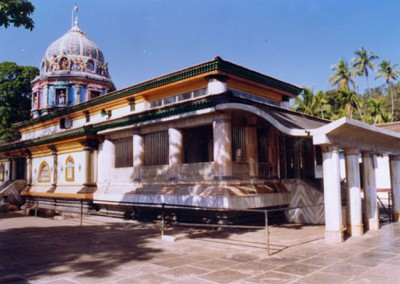 Ulavi Temple