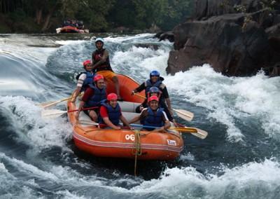 Water Rafting In dandeli